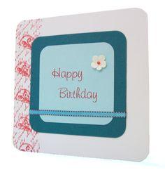Yangmei birthday card £2.20