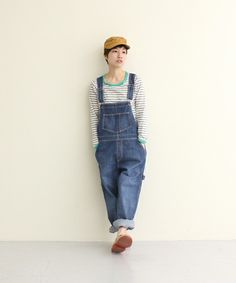 oh, I do so love overalls