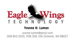 a logo I designed recently for a program that teaches technology to at risk students, giving them skills to help them build a career and learn how to soar.