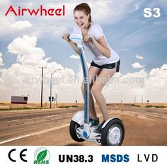 2015 new model off road two wheel Airwheel S3 self-balancing electrical scooter, View electrical scooter, AIRWHEEL Product Details from Changzhou Airwheel Technology Co., Ltd. on Alibaba.com