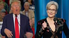 At Golden Globes Meryl Streep Reminds Us That Trump Made Fun Of The Disabled!