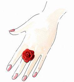 bijoux de diva - Boucles d'oreilles… - Bague rose pourpre - Galets de verre - Autour de mon cou… - Autour de mon cou… - dans mon bocal