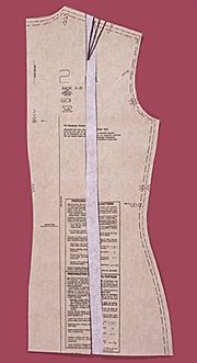 Problem Areas: The Back. Threads Magazine shows you how to alter the back of your pattern for a narrow or broad back.