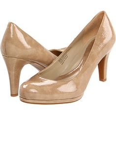 Naturalizer at Zappos. Free shipping, free returns, more happiness!  (everyone needs nude pumps)