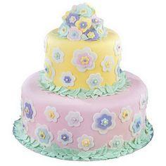 Spring Cake Ideas | Spring- Theme- Cake- Decorating- Ideas_14