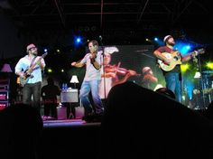 Zac Brown Band-Steamboat Days-Burlington, IA 2010
