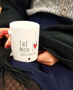 Le mug parfait pour les amateurs de thé !  #mug #thé #idée #cadeau #Noël #welovetea