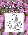 How To Draw Tulips In Six Easy Steps