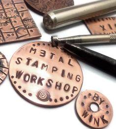 Wink Artisans: Metal Stamping Workshop