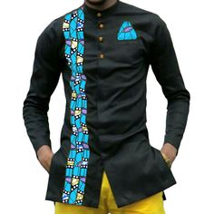 Please pay close attention to sizing, as items may have varying measurements. Model Number: 4 Material: Cotton Brand Name: Dance.S Type: shirts African Dashiki Dress, Dashiki For Men, African Fashion Ankara, African Inspired Fashion, African Print Fashion, African Wear Styles For Men, African Clothing For Men, African Style, African Print Shirt