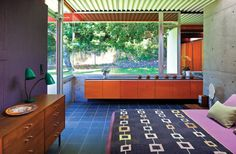Atomic Ranch Midcentury Interiors (book)  This house is incredible!