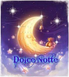 Dolce Notte ♥ ~ Il Magico Mondo dei Sogni