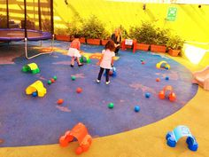 Let's play MiniGolf… White Fields British Nursery -An innovative learning experience...