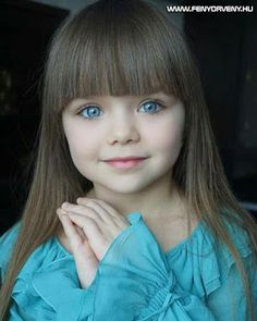 trendy-hairstyles-for-girls - Fab New Hairstyle 2 Pretty Kids, Beautiful Little Girls, Cute Little Girls, Beautiful Children, Beautiful Babies, Cute Kids, Cute Babies, Children Photography, Portrait Photography