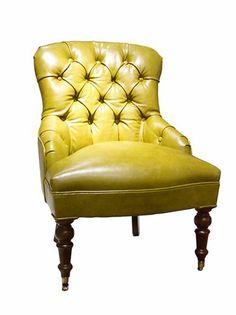 Gloria Leather Chair - Mitchell Gold + Bob Williams