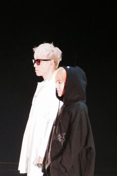 TOP and GD
