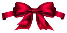 Red Checkered Bow PNG Clipart Picture