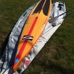Bark Dominator 14' with FCS bag, 2 Carbon Riveria Paddles + more - in NJ Mullet Classifieds