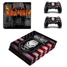 Special Section Cod Ghost 3 Xbox One S Sticker Console Decal Xbox One Controller Vinyl Skin 50% OFF Faceplates, Decals & Stickers Video Game Accessories