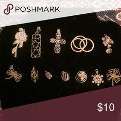Pendants bundle 8 12 pendants Jewelry