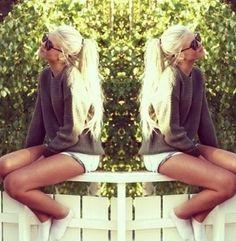 Blondes xx