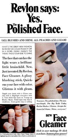 1967 Revlon blush