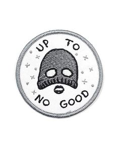 Up To No Good Patch – Strange Ways