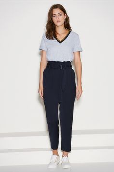 THE FIFTH FAIRWAY PANT navy