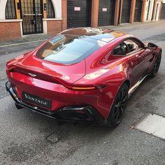 Aston Martin Vantage #AstonMartin