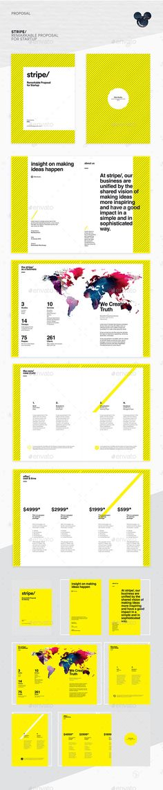 Design Proposal Template Proposal templates, Proposals and - graphic design proposal example
