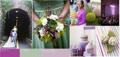 Top 3 Wedding Color Palettes