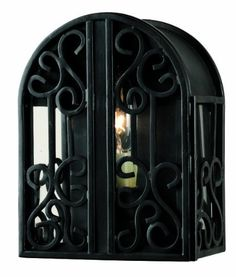 World Imports 5250-42 Sevilla Collection Wall-Mount Outdoor Sconce, Rust by World Imports Lighting. $97.97. From the Manufacturer                The World Imports Sevilla Collection Wall-Mount Outdoor Sconce features the classic European styling of hand-wrought gates and grand entrances. The iron fixture is finished in a slight rust for an authentically weathered look. It may be mounted indoors or outdoors and houses a single 60-watt candelabra bulb (not included).     ...