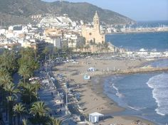 sitges spain - Google Search