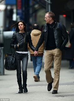 Jennifer Connelly and Paul Bettany, all time favorite couple award