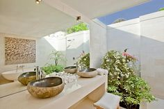 Home-Styling: Magnificent Houses * Casas Magníficas - Bali Retreat