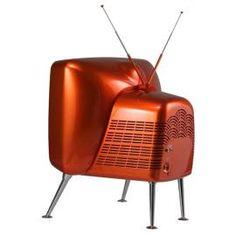 LG's spunky retro TV