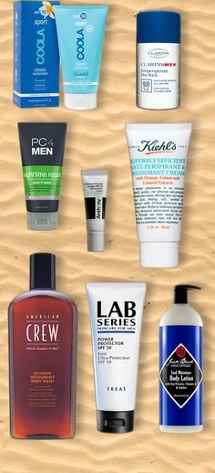 Best Athletic Grooming Supplies For Summer http://www.askmen.com/grooming/appearance/summer-grooming-supplies.html