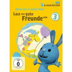 DVD Vol.3 Lass uns gute Freunde sein.  http://www.fernseh-shop.com/kikaninchen-dvd-vol-3-lass-uns-gute-freunde-sein.html