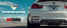 Vorsteiner GTS Carbon Fiber Rear Diffuser for BMW F80 M3, F82, F83, M4