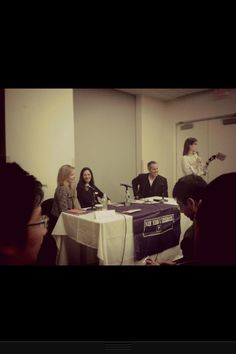 NYU's Social Media Strategies for Business & Career  Panel with Naysa Mishler and Jason Seiden