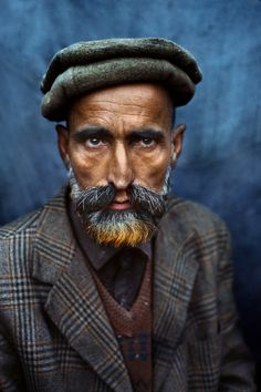 On Portraiture - New, beautiful #portraits of #humanity from the revered #SteveMcCurry: