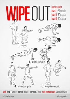 100_workouts | Gym Exercises | Pinterest | Workout