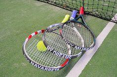 protector personalizado para raqueta de tenis