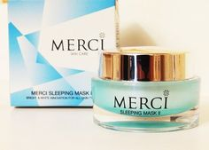 Beauty Set  MERCI Sleeping Mask II Bright  White Innovation for All Skin Types 30 G Free Facial Hair Epicare Spring A1Remover >>> Want additional info? Click on the image.(This is an Amazon affiliate link)