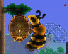 Image result for terraria spiral staircase