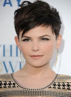 ginnifer-goodwin pixie hair