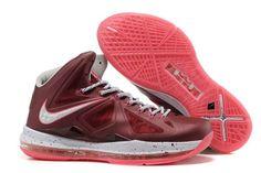 Mens Nike Zoom Lebron 10(X)