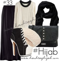 Hashtag Hijab Outfit #33