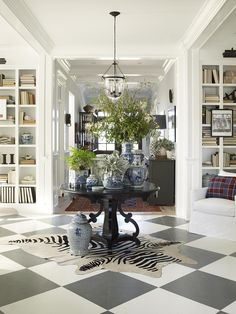 Here's the Inspiration You Need to Paint Your Floors (Instead of Replacing Them!)