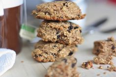 I'm addicted to these breakfast cookies! #paleo, #glutenfree